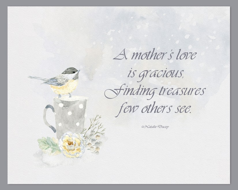 A Mother's Love by Natalie Ducey